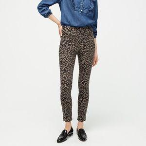 Leopard jean